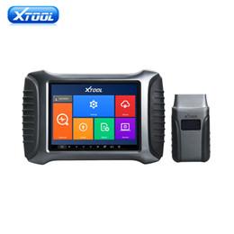 XTOOL A80 H6 Sistema completo Herramienta de diagnóstico de coche Coche OBDII Herramienta de reparación de automóviles Programación de vehículos / Actualización del ajuste del odómetro a través de WIFI desde fabricantes
