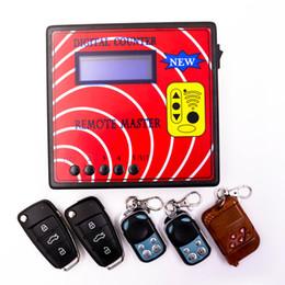 contatore digitale remoto Sconti Contatore digitale Telecomando Master Remote Copying Machine con 5 chiavi a codice fisso modello A.