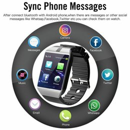 smartwatch gsm Coupons - BLUETOOTH SMART WATCH DZ09 SMARTWATCH GSM SIM CARD FOR ANDROID SAMUSNG HTC PHONE