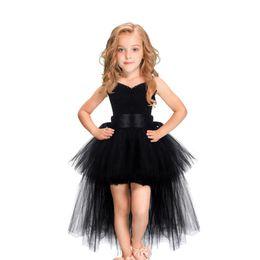 Halloween Weihnachten Prinzessin Kleider Baby-Ballkleid Tutu Spitzenkleider Kinder Brautkleider Faschingskostüme für Kinder von Fabrikanten