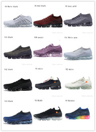 Argentina 2019 Nike Air Vapormax designer shoes breathable high version running shoes with logo supplier men barefoot running shoes Suministro
