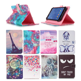 Tablets & E-books Case Universal Pu Leather Stand Cover Case For 7 Inch Tablet Pc Pure Color 2019 New Fashion Style Online Computer & Office