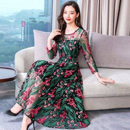 0c1e2201a 2019 verano vintage flor mejorada qipao mujeres vestido de noche clásico de  manga corta cheongsam elegante novia vestido de novia