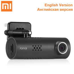 sony recorder Promo Codes - Xiaomi WiFi Car DVR 1080P Full HD Camera Mini 130 Degrees Wireless Dash Cam Night Vision Drving Recorder SONY IMX323