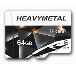 Canada 2.19 Création de logo personnalisé avec une capacité réelle 64GB-128GBMicroSDHC Carte SDHC micro SD Classe 10 UHS-1 TF Carte mémoire pour téléphones intelligents appareils photo MP4 Offre