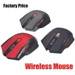 tableta óptica Rebajas NUEVO Mouse inalámbrico 6 teclas USB Receptor óptico Mouse 1200DPI Ratones de ahorro de energía para computadora de juego Tablet PC Portátil
