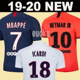 camisetas de neymar Rebajas 19 20 AIR PSG JORDAN camiseta de fútbol 2019 2020 camisa Paris Saint Germain NEYMAR JR MBAPPE soccer jerseys camisa cavani Survetement futebol kit CHAMPIONS camisa de futebol