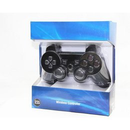 sixaxis wireless controller Coupons - 2019 New For PS3 Wireless Controller Game Controller Joysticks For PS3 Bluetooth Controller Available Real SixAxis SHOCK 3 Support DHL free