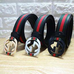 Inicio Accesorios de moda Cinturones Accesorios Cinturones Detalle del  producto Cinturón de cuero genuino con hebilla grande grande diseñador  hombres y ... d3d1bda5506a