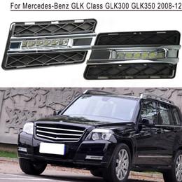 1x For Benz W204 GLK350 2008-12 Car Rear Bumper LEFT Driver Side protective Trim