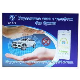 2019 gsm-kisten B9 GSM Alarm Steuerung des Mobiltelefons Starline B9 GPS Steuerung der Diebstahlsicherung für das Starline Car Alarm System rabatt gsm-kisten