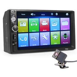 mazda dvd gps bluetooth Rabatt 2 Din Autoradio Car-Multimedia-Player 7-Zoll-HD Bluetooth Stereo-Radio MP4 MP5 Audio Video USB AUX Auto 2din Autostereo im Schlag Auto-DVD