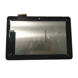 tela de toque do transformador asus Desconto Para ASUS Transformer Livro T101 HA T101H T101HA LCD Display Touch Screen Digitador + Substituição Assembléia