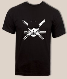 Camisas únicas de los hombres online-Camiseta con el logo de One Piece de Roronoa Zoro Unique, espadachín, gran camiseta de anime Camisetas divertidas CAMISETA DE HOMBRE Camiseta estampada de hombre Classic