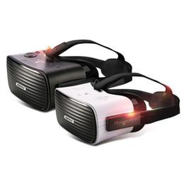 2019 lettore mp3 al litio Pop2019 Remax Pattern Cinema Integrated Machine Vr Intelligence 3d Virtual Reality Occhiali Wifi Direct Seeding Film Play Organ