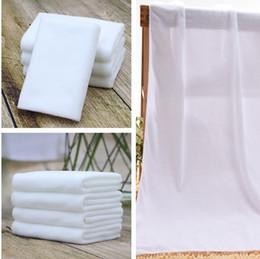 2019 toalha absorve água Novos Têxteis Para o Lar Adulto Toalha Engrossamento Toalhas de Hotel Beleza Presente de Absorção de Água de algodão Toalhas Brancas 4938 desconto toalha absorve água