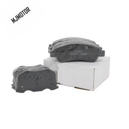 Kits de coches chinos online-Pastillas de freno delanteras / traseras (1 par / kit) para chino DONGFENG DFM Fengshen S30 Parte del motor del automóvil 4546000 4586000