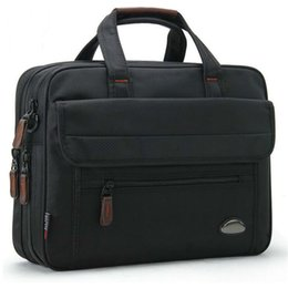 94ed2a7d7b58 cloth laptop bags Australia - New Casual Women 15.6 Inch Briefcase Men  Laptop Bag Waterproof Good