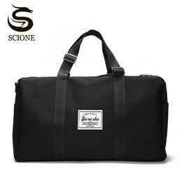 ee7c3ad8706d Portable Travel Bags Hand Luggage for Men   Women Travel Duffle Bags Tote  Large Handbags Duffel luggage organizer weekender bag