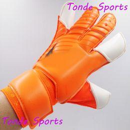 Gants de gardien de but de soccer en latex sans protège-doigts Gants de gardien de but de football professionnel pour adulte, entraînement ? partir de fabricateur
