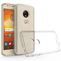 Xperia play on-line-Para o caso do jogo de Moto E5 G5 mais Z3 Z2 Z4 Z4 Ultra fino Tpu Pc caso transparente Sony Xperia XZ3 XZ2 Premium Iphone XR caso claro