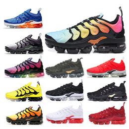 2019 new TN Plus air uomo donna running mens Designer fashion luxury max scarpe Wave Runner Training scarpe da ginnasticavapormax Sneakers da panno di agricoltura fornitori