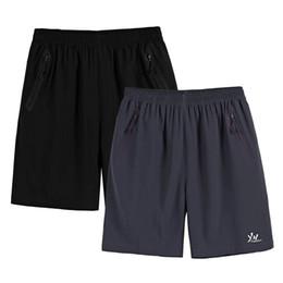 плюс размер плавать брюки мужчины Скидка Мужские пляжные шорты плавки шорты купальники плавки доска плавание шорты купальники мужчины бег спорт серфинг плюс размер