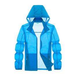 Vêtements de climatisation en Ligne-Nouveaux vêtements de protection contre le soleil pour hommes et femmes en plein air