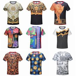 Neueste Kollektion Von Harajuku Hip Hop Skateboard T-shirt Streetwear Männer Reflektierende Dance T Shirt Männer Casual T Shirt Baumwolle Tees T-shirts Für Jungen Herrenbekleidung & Zubehör