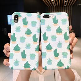 2019 pflanze apfel Für iphone xs max x xr phone case frische grüne pflanzen für apple 7 8 6 plus flüssiges silikon weiche handy cases günstig pflanze apfel