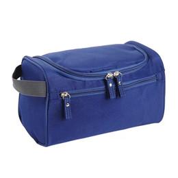 kits de embrague al por mayor Rebajas 6pcs / set bolsa de cosméticos para mujeres hombres bolsa de viaje impermeable de alta capacidad de equipaje ropa ordenada organizador portátil estuche de cosméticos