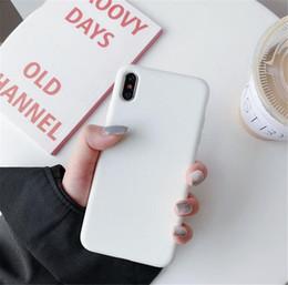 billige einzelhandelstelefone Rabatt Billig ! Iphone case für apple iphone xs max xr x 8 plus 7 6 6 s 5 5 s luxus abdeckung haben silikon phone cases süße farbe mit kleinverpackung