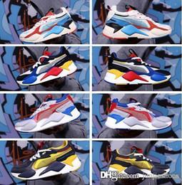 c9630a31736fe4 Avec boîte RS-X Toys pour hommes chaussures de course pour hommes baskets  baskets femmes jogging femmes sport entraîneurs femmes garçons chaussures  fille