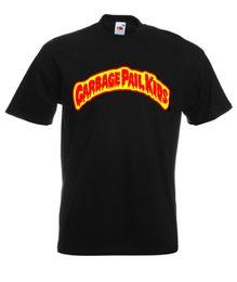 Secchio online-The Garbage Pail Kids Retro Movie Homme T-Shirt divertente T-shirt giapponese Streetwear T-shirt da palestra T-shirt con teschio Uomo Top