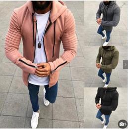 2019 cardigans elegantes dos homens Mens designer casacos de manga longa  casaco de inverno moda elegante 02be05dbf