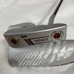 Rechtshändige putter online-Männer Golfclubs NP 2.5 Golf-Putter 32 33 34 35 Zoll für Rechtshänder mit Headcover Kostenloser Versand