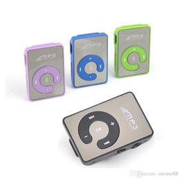 Nouvelle arrivée Clip Mini USB MP3 musique lecteur multimédia Micro SD carte TF jusqu'à 16 Go Bluetooth MP3 MP4 pour voiture ? partir de fabricateur