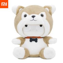 2019 sd puppen Neueste Xiaomi Mitu Shiba Hundepuppe 25 CM PP Baumwolle Wolle Cartoon Nettes Spielzeug Geschenk Für Jungen Und Mädchen günstig sd puppen