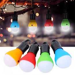 caixas de transporte decorativas por atacado Desconto Mini Lanterna Portátil Luz Tenda Lâmpada LED Lâmpada de Emergência À Prova D 'Água Pendurado Gancho Lanterna Para Camping Móveis Acessórios dc559