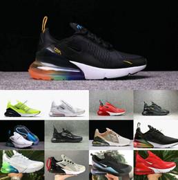 Qualité d'étoile pas cher en Ligne-Nouveau 2019 haute qualité pas cher 27GTN plus coussin Sneaker Designer chaussures Hommes Chaussures De Course Trainer Road Star BHM Fer Femmes Sneakers