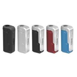 2019 vaporizador cloutank m3 kit Kits de iniciación del kit UNI de Yocan Vape Pen 510, batería de 650 mah con tamaño ajustable del carro Universal, cartucho, kits de cigarrillos electrónicos