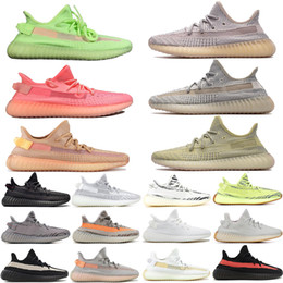 zebra shoes for women Coupons - 2019 New Antlia Lundmark Synth Gid Glow Clay Running Shoes For Men Women True Form Hyperspace Static Zebra Beluga Sesame Designer Sneakers