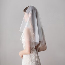anders Mode-Design Waren des täglichen Bedarfs Rabatt Hochzeit Doppelte Schleier | 2019 Hochzeit Doppelte ...