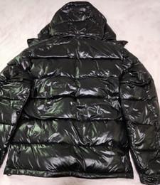 2020 più cappotti di inverno caldi di formato marca degli uomini giacca designer incappucciato di alta qualità rivestimento di inverno caldo Plus Size piumino Man Down unisex inverno caldo cappotto outwear più cappotti di inverno caldi di formato economici