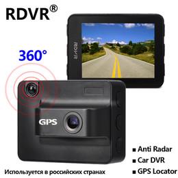 2019 a8 hud RDVR Smart Car Recorder registratore di controllo automatico della velocità AntiRadar con dati GPS DVR per Russia, Ucraina, Bielorussia, ecc.