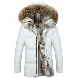 Parka en duvet 5xl en Ligne-Les hommes et femmes 'S Leisure Down Jacket de haute qualité épais chaud avec fourrure Parka à capuche Marque Jaune Noir Blanc Big Taille S-5XL