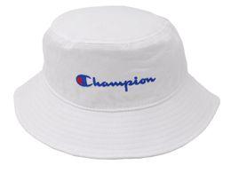 Gorra de golf de mens letter online-Diseñador de cuero de la letra del sombrero del cubo para hombre para mujer gorras de pesca plegables pescador de la playa de pescador negro venta hombre plegable gorra de bombín