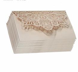 Argentina Glitter Gold / Glitter Pink / Glitter Silver Envelope, Adecuado para Tarjeta de invitación, Funda de tarjeta de invitación con corte láser, Invitación envolvente Suministro
