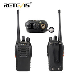 2019 walkie talkie profesional de mano Retevis H777 Handheld Wireless Interphone Profesional Civil Walkie Talkie Hand USB rebajas walkie talkie profesional de mano