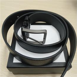 Ceinture de designer ceinture de luxe ceinture mens mens designer ceintures femmes ceinture grand boucle en or serpent ceintures classiques en cuir noir avec boîte 8852905 ? partir de fabricateur